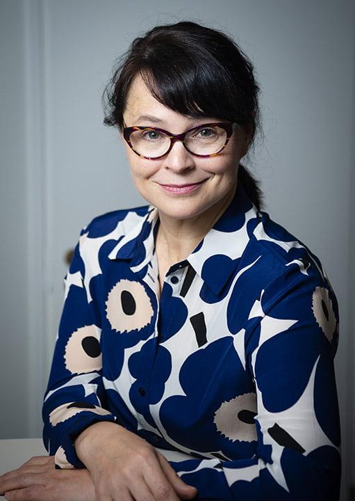 Marjo T. Nurminen